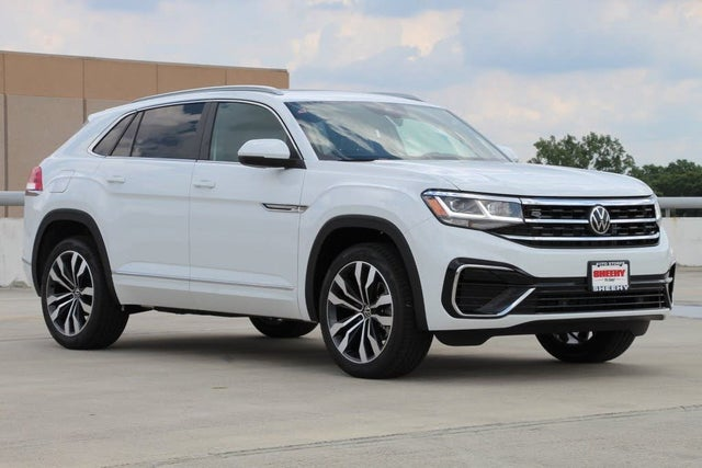 Used 2020 Volkswagen Atlas Cross Sport 3 6l Sel R Line 4motion For Sale With Photos Cargurus