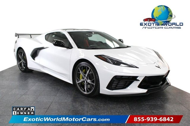 2020 Chevrolet Corvette Stingray 3LT Coupe RWD