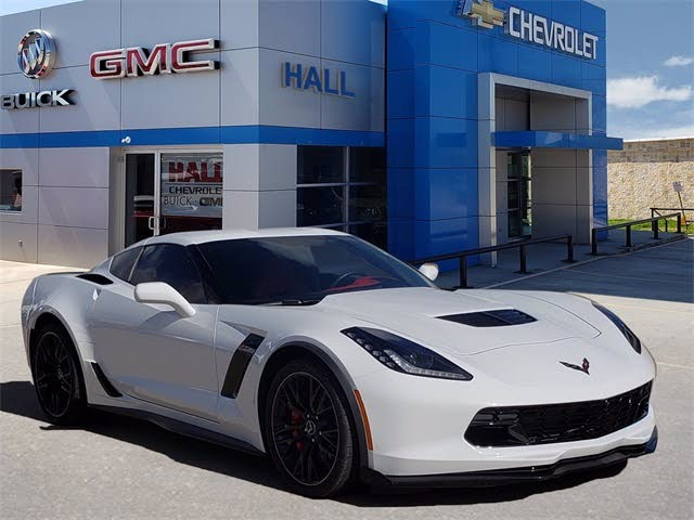 2015 Chevrolet Corvette Z06 2LZ Coupe RWD