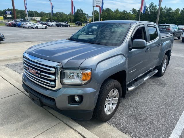 Used Gmc Canyon For Sale In Wilmington Nc Cargurus