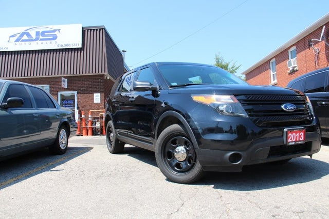 2013 Ford Explorer Police Interceptor AWD