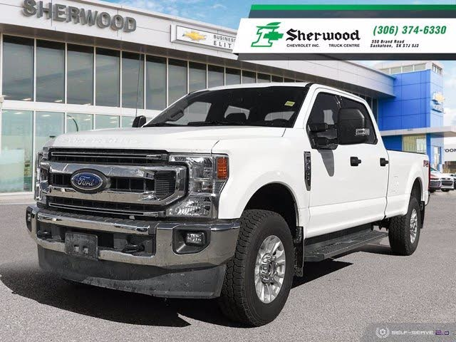 2020 Ford F-350 Super Duty XLT Crew Cab 4WD