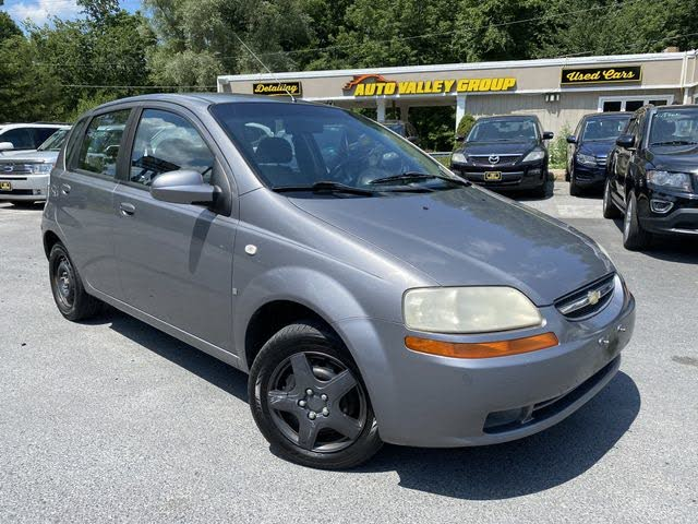 Used 2006 Chevrolet Aveo For Sale With Photos Cargurus