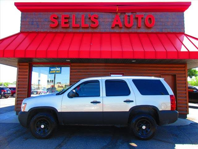 2010 Chevrolet Tahoe LS 4WD