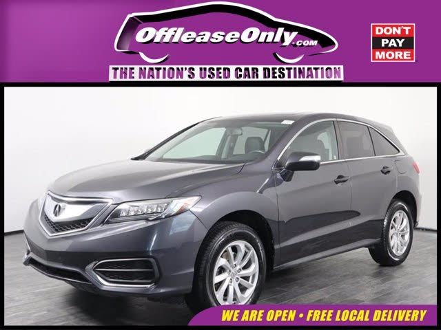 2016 Acura RDX FWD with AcuraWatch Plus Package
