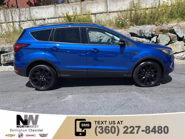2019 Ford Escape Titanium AWD