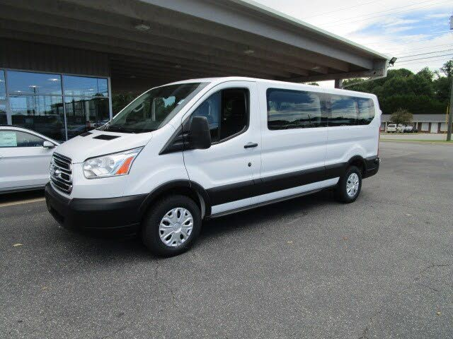 2019 Ford Transit Passenger 150 XLT Low Roof RWD with 60/40 Passenger-Side Doors