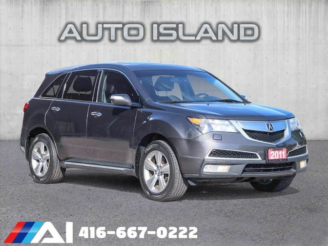 2011 Acura MDX SH-AWD with Technology Package