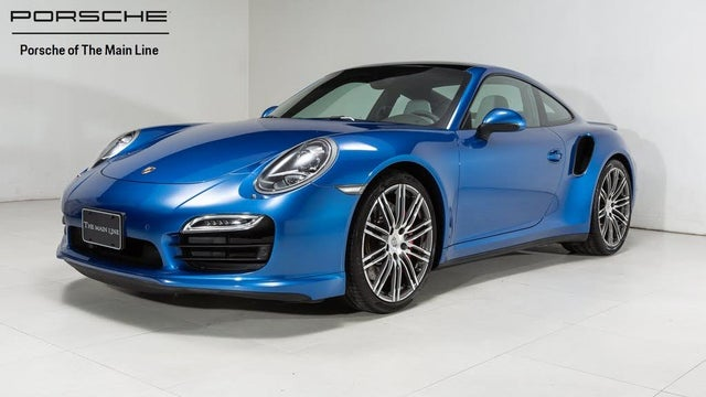 2015 Porsche 911 Turbo Coupe AWD