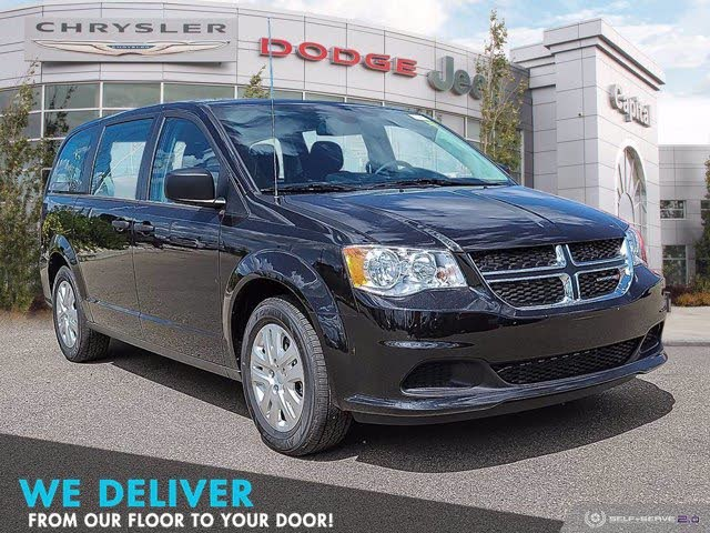 2019 Dodge Grand Caravan Canadian Value Package FWD