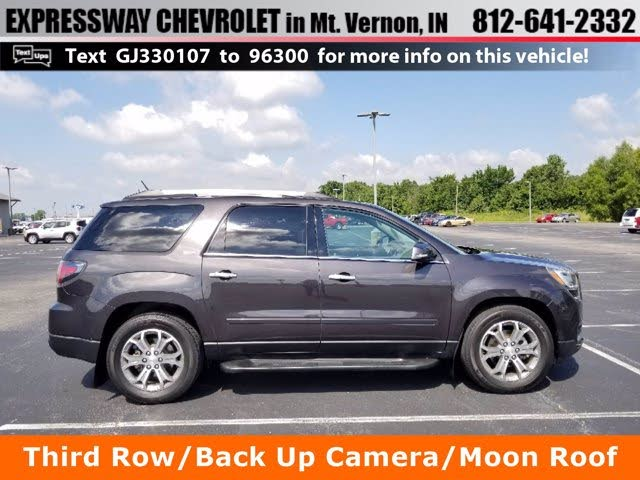 Used Gmc Acadia For Sale In Evansville In Cargurus