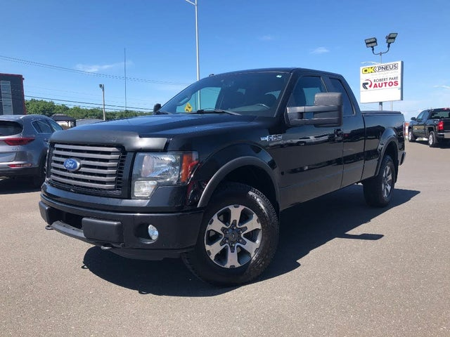 2011 Ford F-150 FX4 SuperCab 4WD