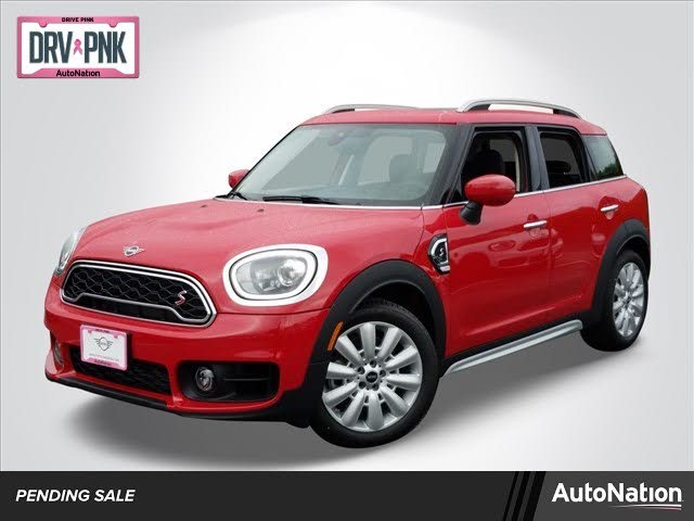 2020 MINI Countryman Cooper S FWD
