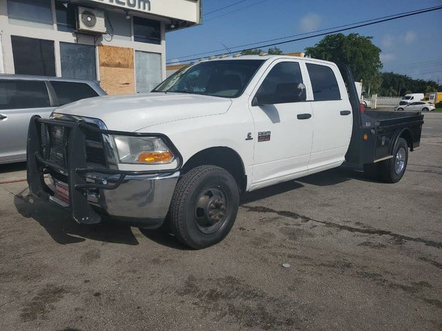 2011 RAM 3500 SLT Crew Cab 8 ft. Bed 4WD