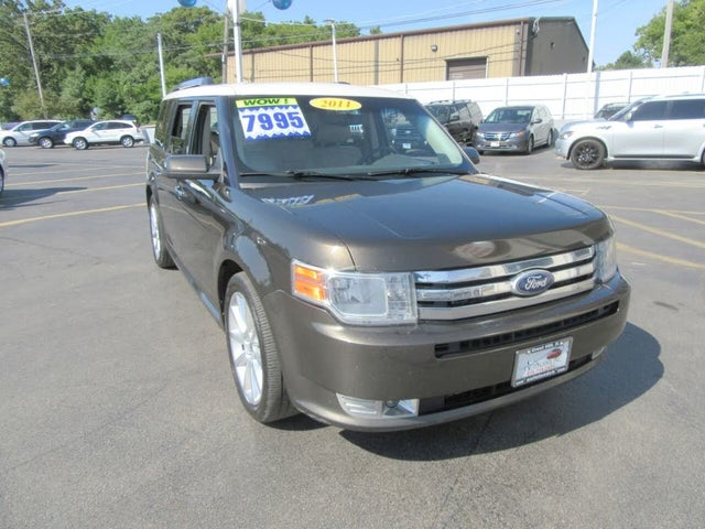 2011 Ford Flex SEL AWD with Ecoboost
