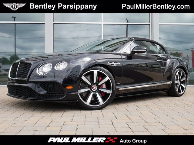 2017 Bentley Continental GTC V8 S AWD