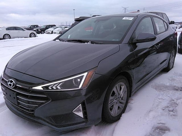 2020 Hyundai Elantra Limited Sedan FWD