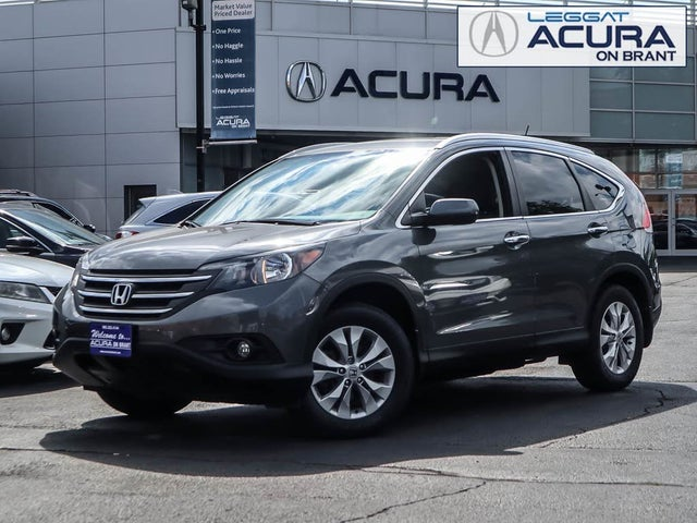2014 Honda CR-V Touring AWD