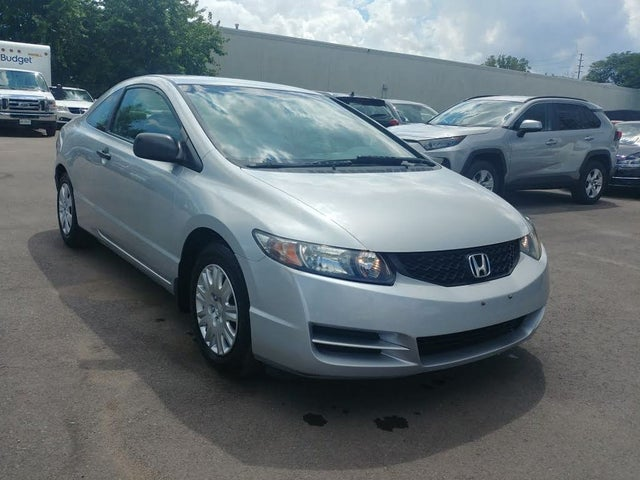 2009 Honda Civic Coupe DX