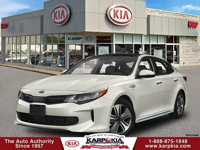 2018 Kia Optima Hybrid Plug-In  EX FWD