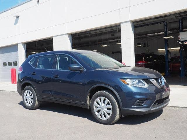 2016 Nissan Rogue S AWD