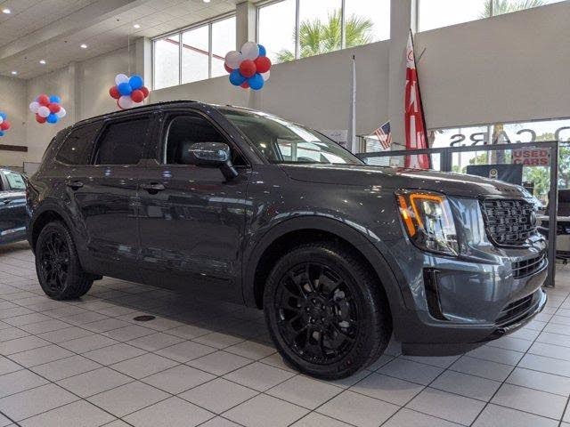 used 2021 kia telluride ex awd for sale with photos