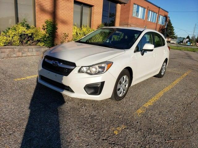 2013 Subaru Impreza 2.0i Hatchback