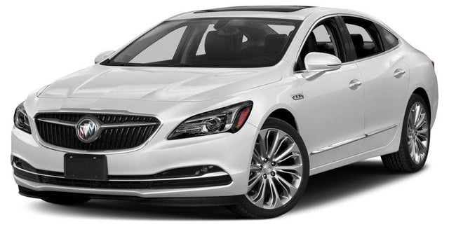 2017 Buick LaCrosse Preferred FWD