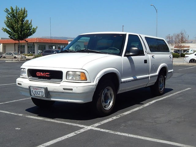 Used 1996 Gmc Sonoma For Sale With Photos Cargurus