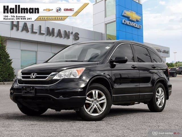 2011 Honda CR-V EX-L AWD with Navigation