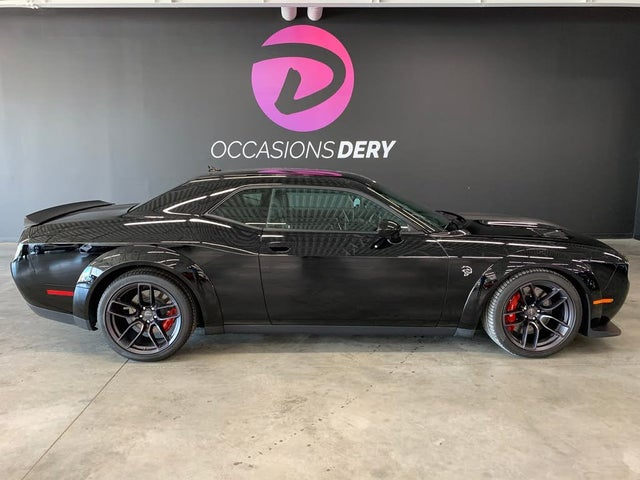 2018 Dodge Challenger SRT Hellcat Widebody RWD