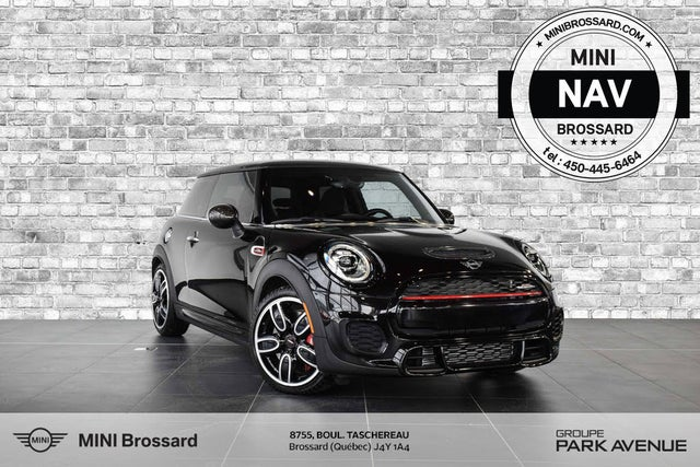 2019 MINI Cooper John Cooper Works 2-Door Hatchback FWD