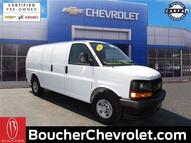 2017 Chevrolet Express Cargo 2500 RWD