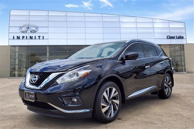 2018 Nissan Murano Platinum FWD