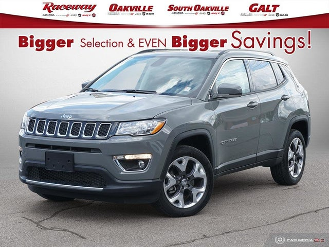 2020 Jeep Compass Limited 4WD