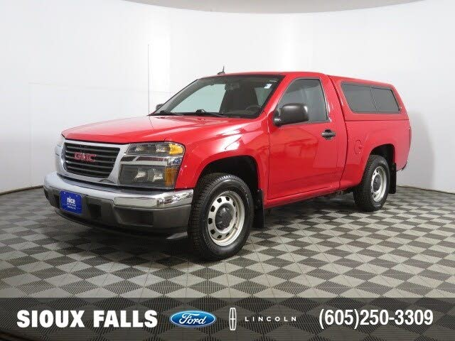 Used Gmc Canyon Work Truck For Sale With Photos Cargurus