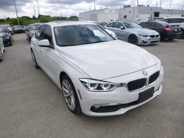 2016 BMW 3 Series 328d xDrive Sedan AWD