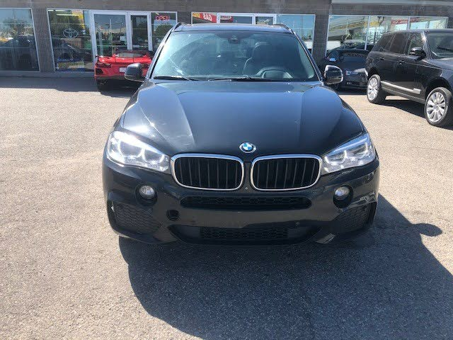 2015 BMW X5 xDrive35d AWD