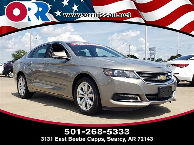 Used Chevrolet Impala For Sale In Conway Ar Cargurus