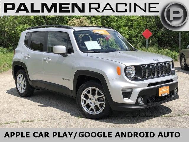 2019 Jeep Renegade Latitude FWD