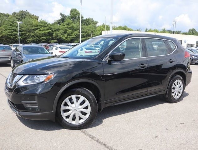 2017 Nissan Rogue 2017.5 S FWD