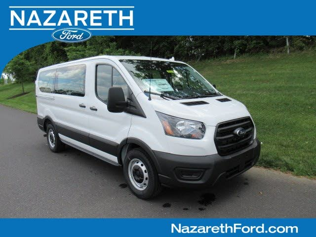 2020 Ford Transit Passenger 150 XL Low Roof RWD with Sliding Passenger-Side Door