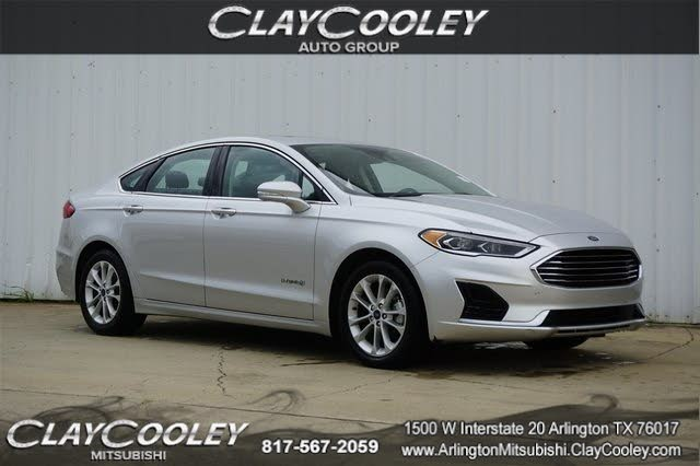 Used Ford Fusion Hybrid For Sale In Dallas Tx Cargurus