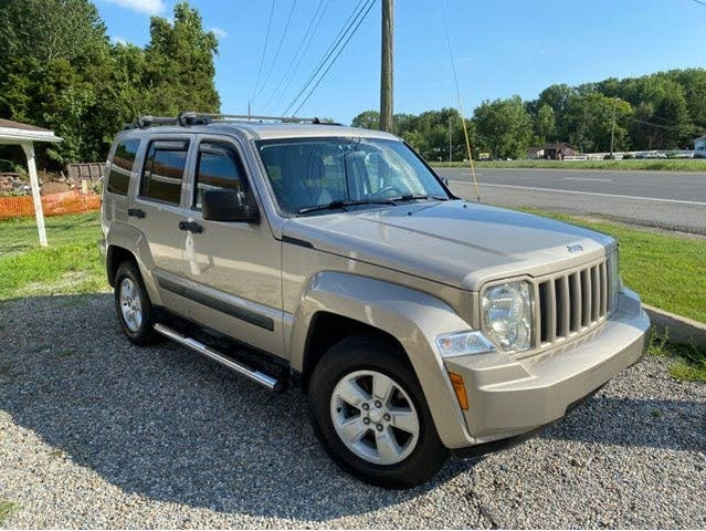 2011 Jeep Liberty Sport 4WD