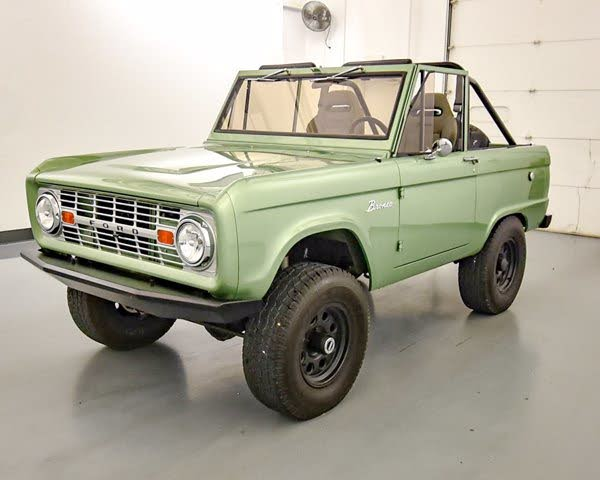 50 Best Used Ford Bronco For Sale Savings From 3 479