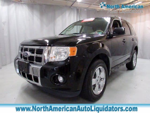 2012 Ford Escape Limited AWD