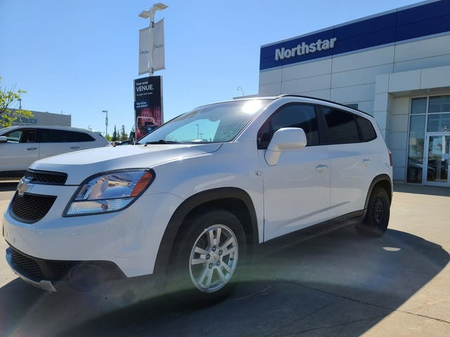 Used Chevrolet Orlando For Sale With Dealer Reviews Cargurus