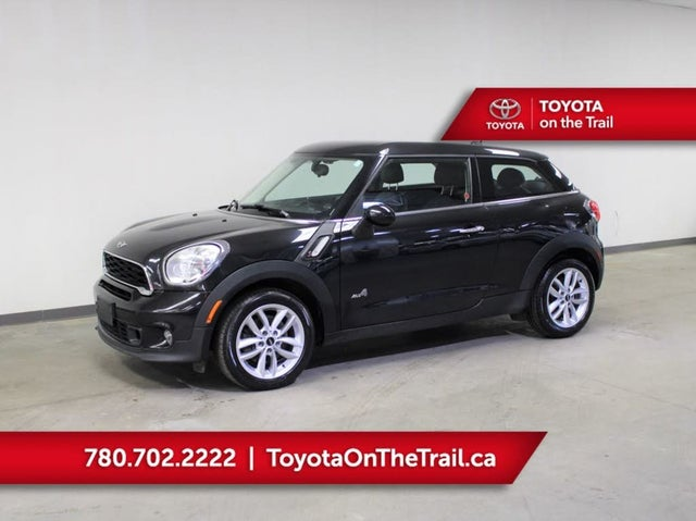 2014 MINI Cooper Paceman S ALL4 AWD