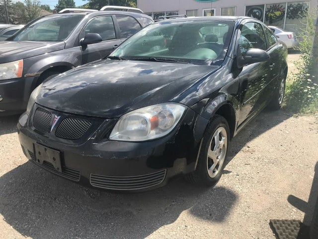 2007 Pontiac G5 SE Coupe