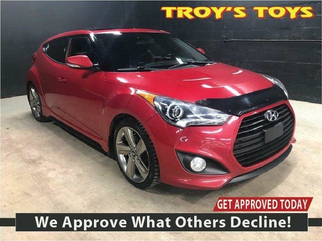 2013 Hyundai Veloster Turbo Coupe